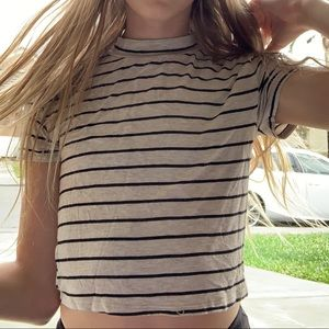 Forever21 crop top!